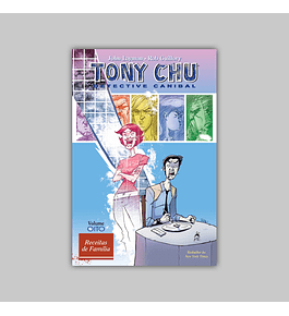 Tony Chu Vol. 08 HC 2017