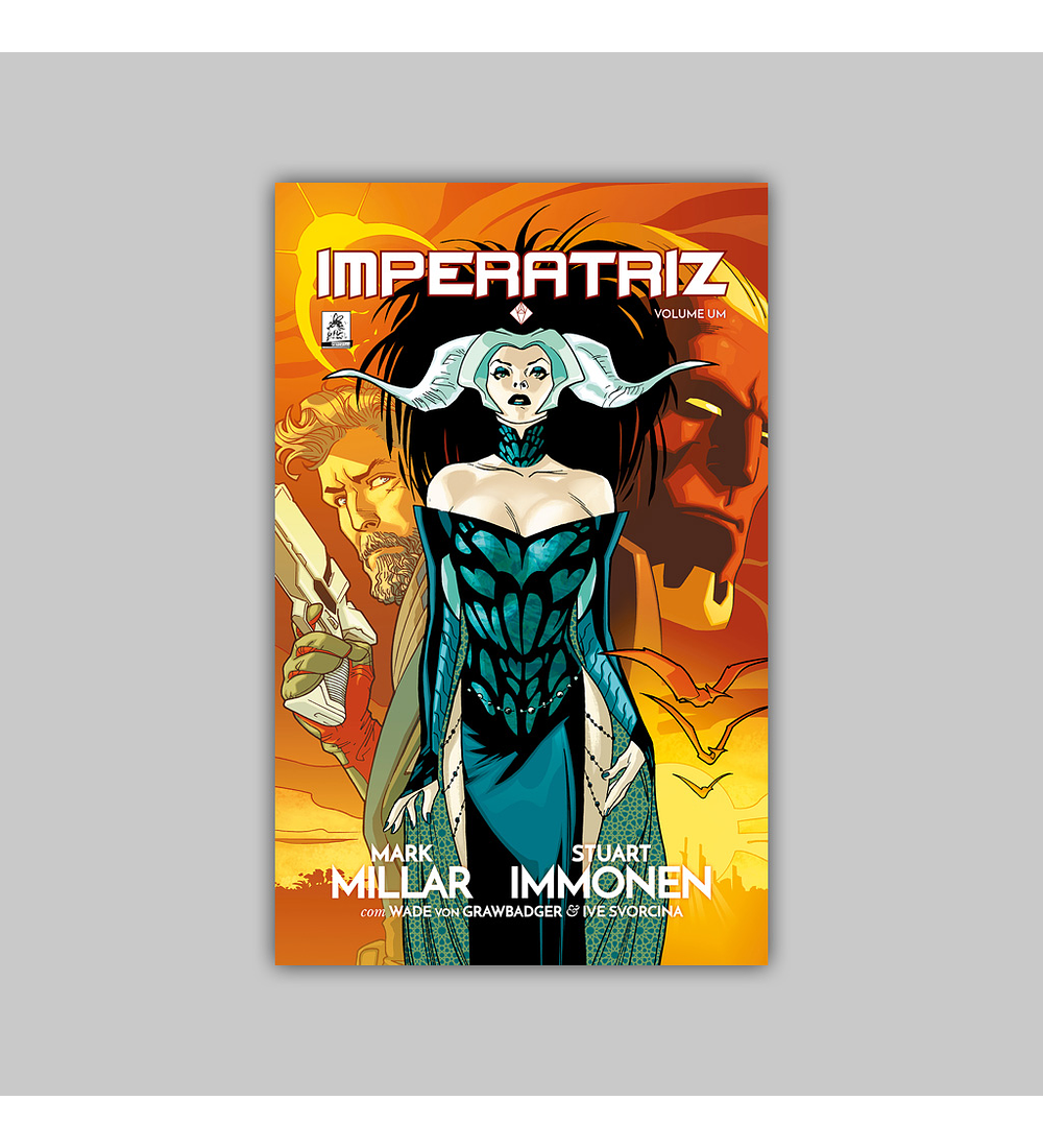 Imperatriz Vol. 01 HC 2018