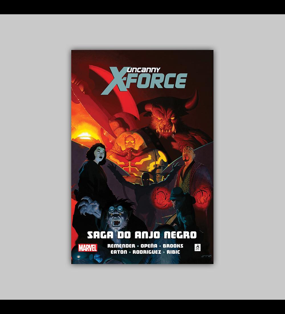 Uncanny X-Force Vol. 02. Saga do Anjo Negro HC