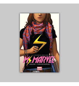 Ms Marvel Vol. 01: Fora do Normal HC 2018