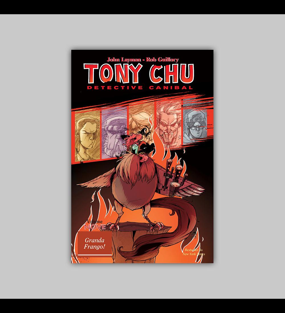 Tony Chu Vol. 09 HC