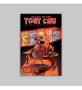 Tony Chu Vol. 09 HC