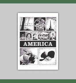 "Giclée ""America"""