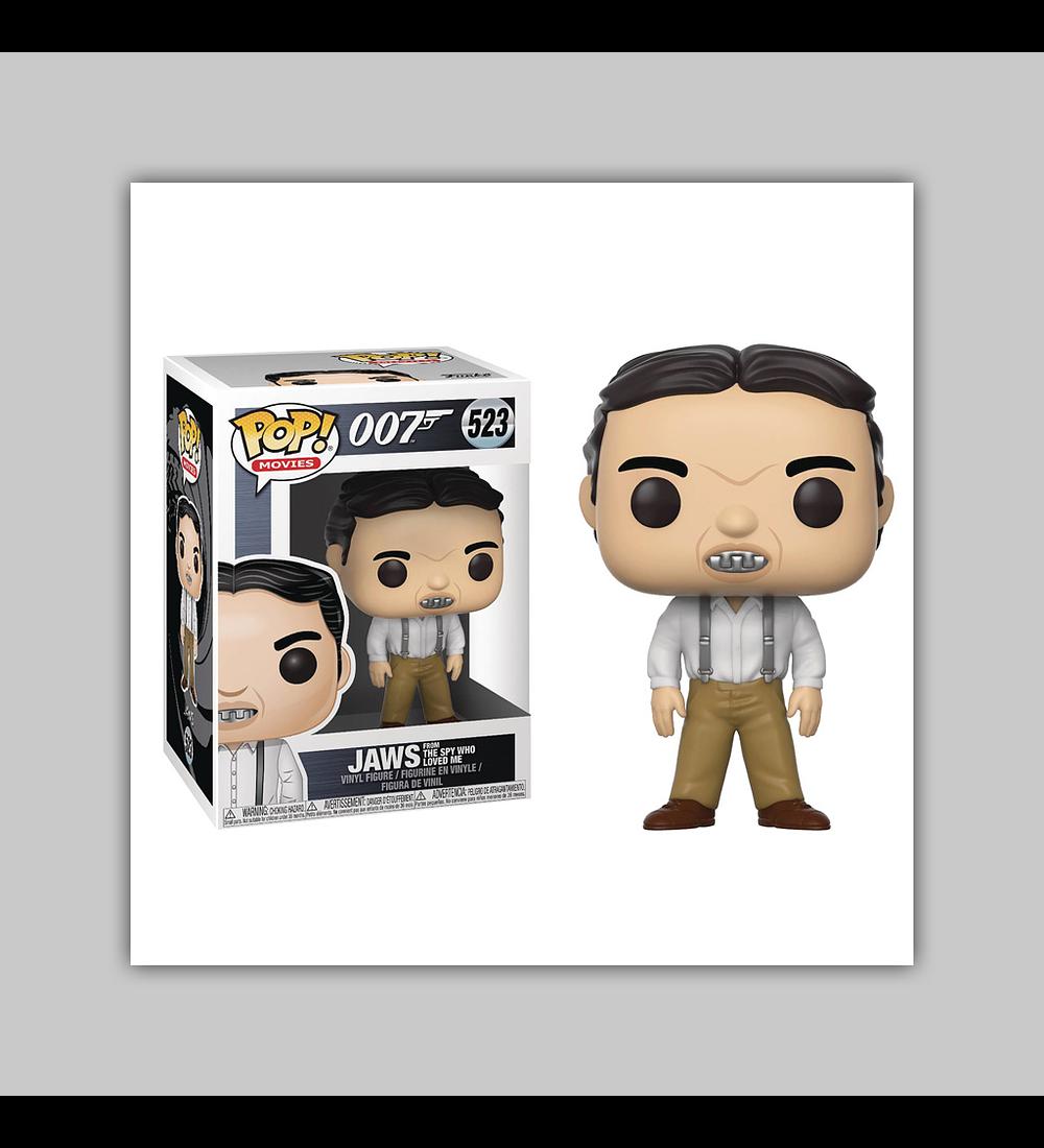Pop! James Bond Vinyl Figure: Jaws 2017