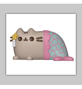 Pop! Pusheen Mermaid Vinyl Figure 2019