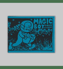 Magic Boy Does Laundry