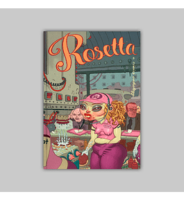Rosetta Comics Anthology Vol. 01
