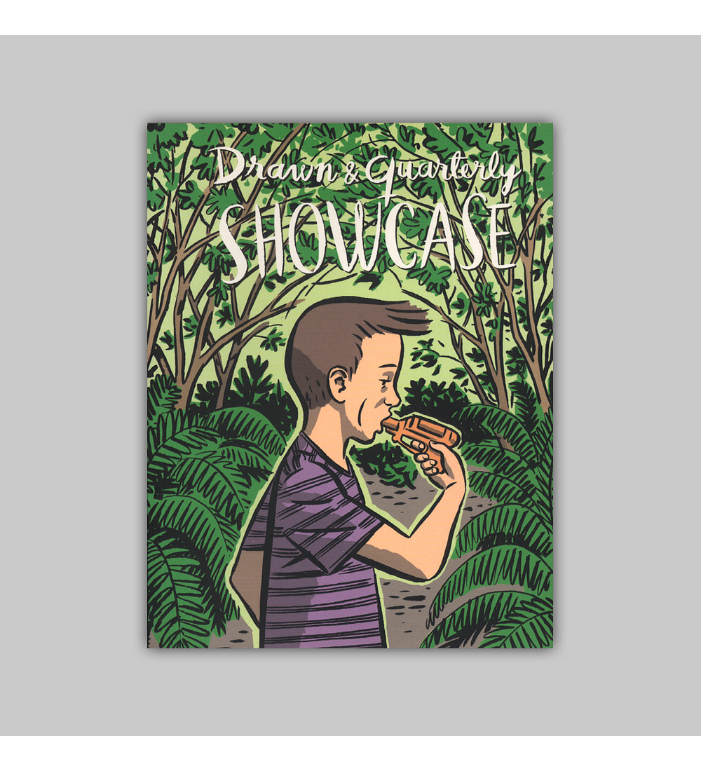 Drawn and Quarterly Showcase Vol. 02