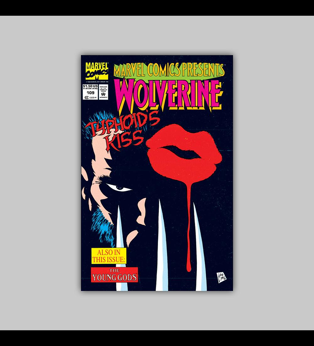 Marvel Comics Presents 109 1992