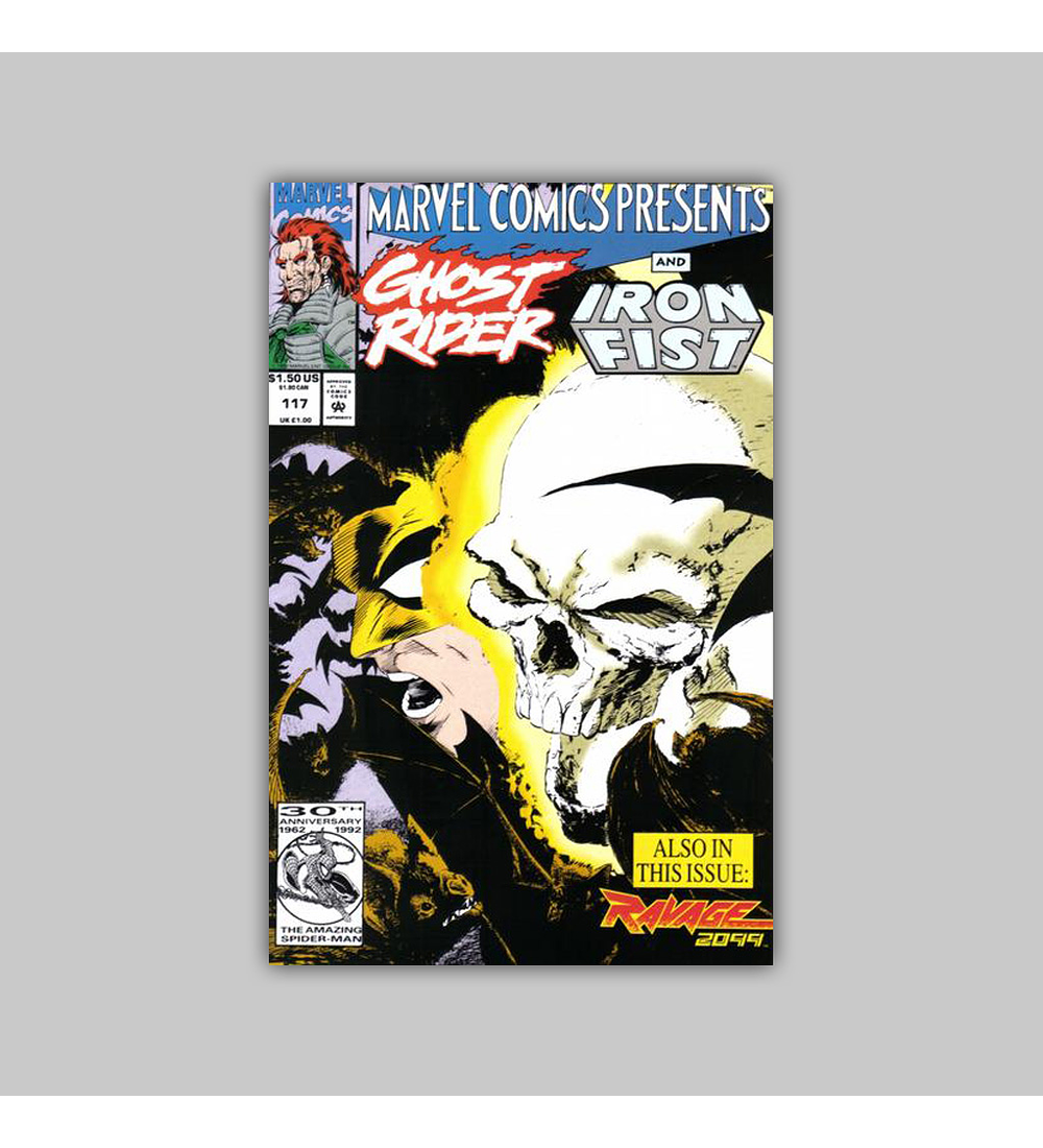 Marvel Comics Presents 117 1992