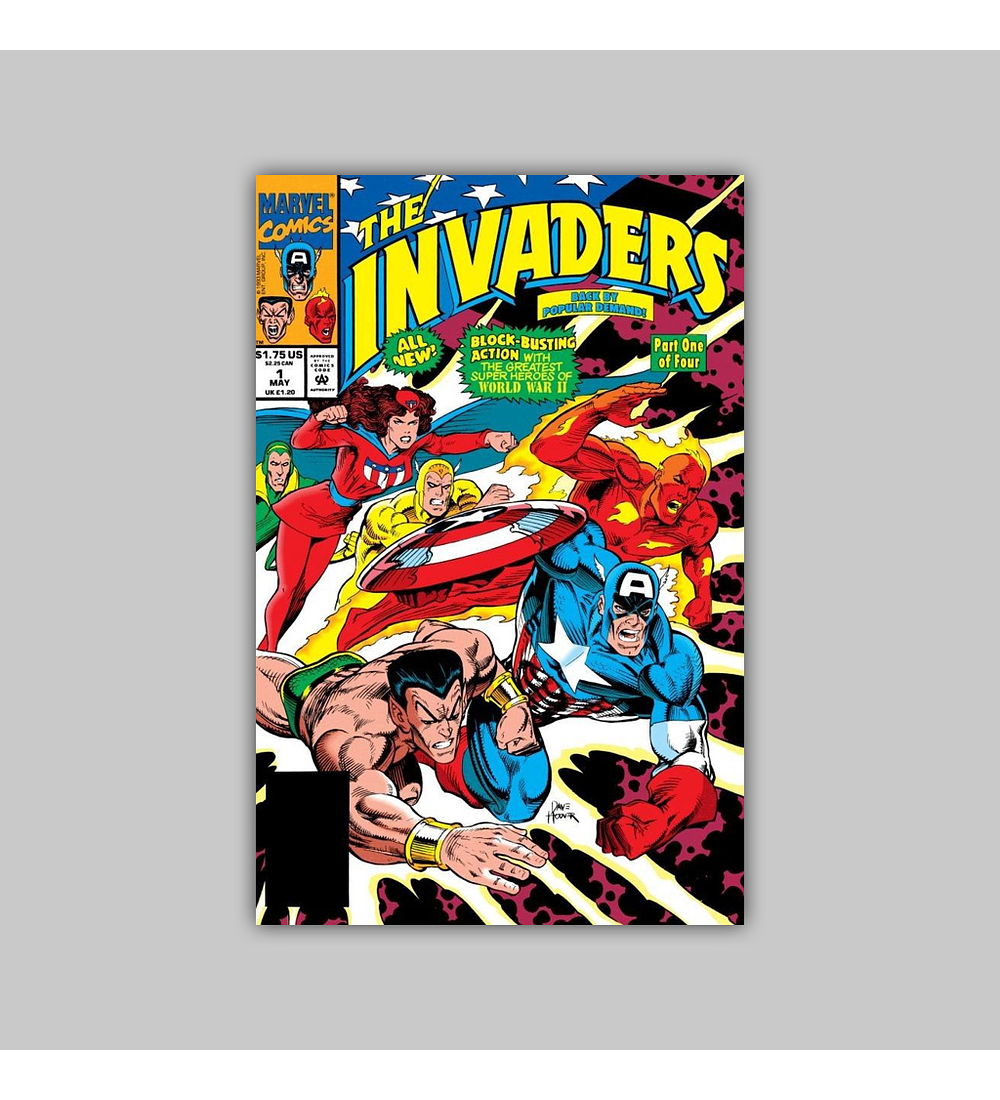 The Invaders 1 1993
