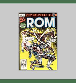 Rom Annual 1 1982