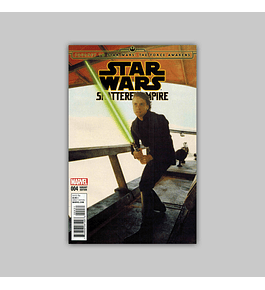 Journey to Star Wars: The Force Awakens - Shattered Empire 4 Photo Cover