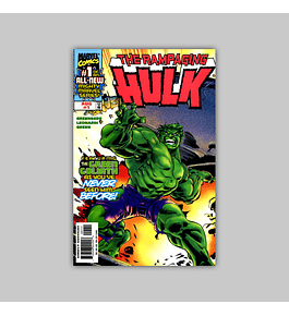The Rampaging Hulk 1 1998