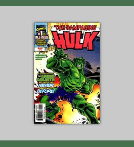 The Rampaging Hulk 1 1998