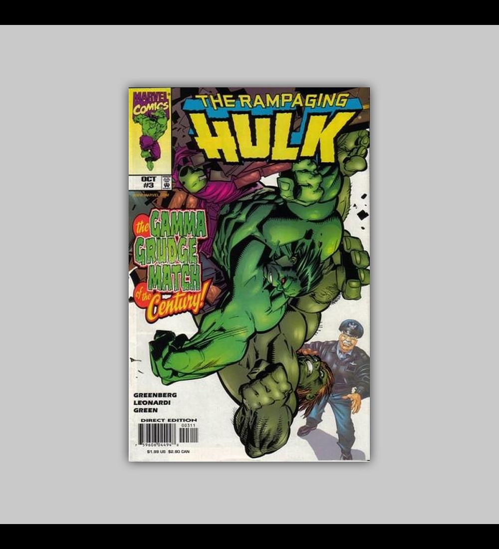 The Rampaging Hulk 3 1998