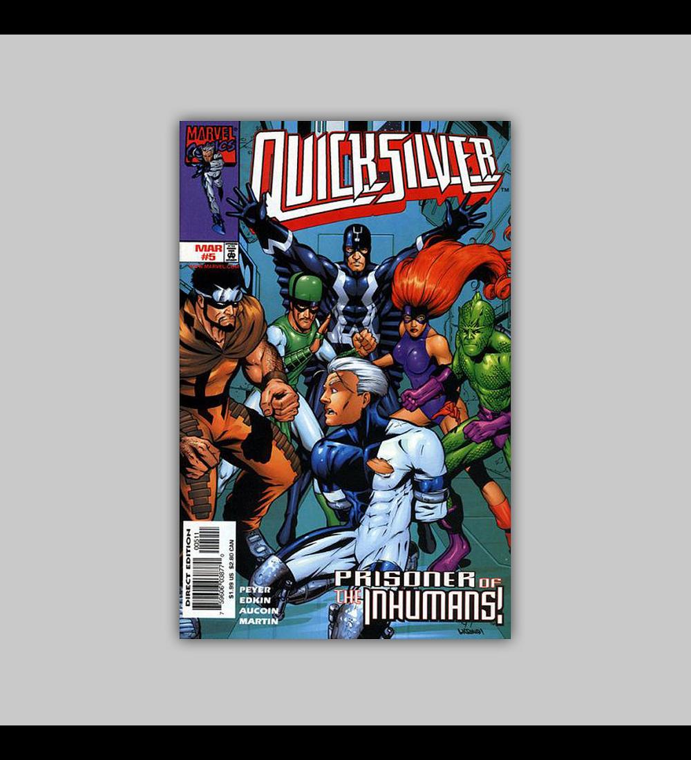 Quicksilver 5 1998