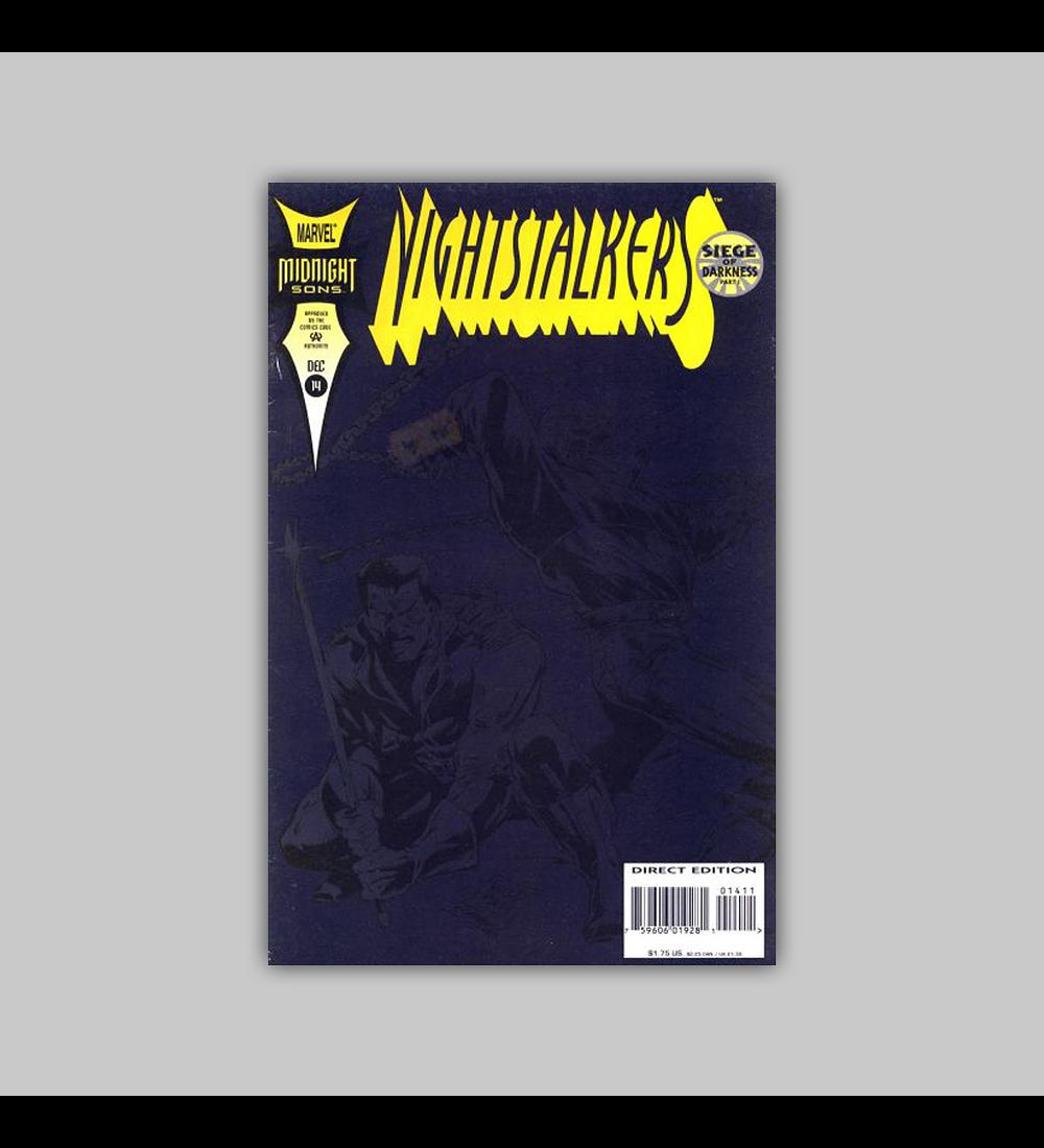 Nightstalkers 14 1993