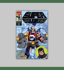 Super Soldiers 1 Foil 1993