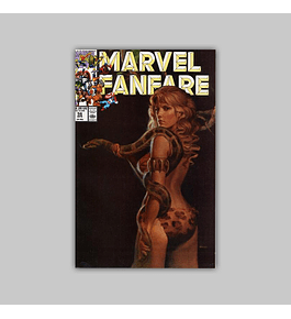 Marvel Fanfare 56 1991