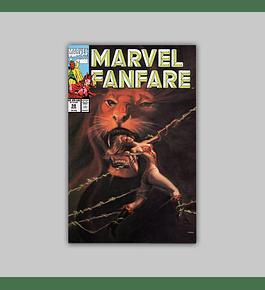 Marvel Fanfare 58 1991