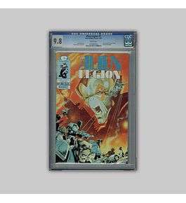Alien Legion 2 CGC 9.8 1984
