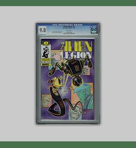 Alien Legion 5 CGC 9.8 1984