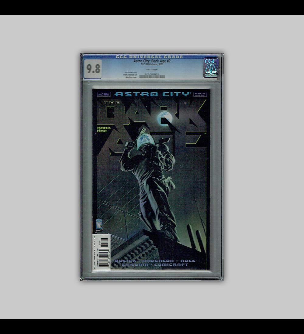 Astro City: Dark Age 2 CGC 9.8 2005