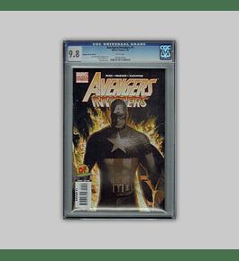 Avengers/Invaders 1 CGC 9.8 2008