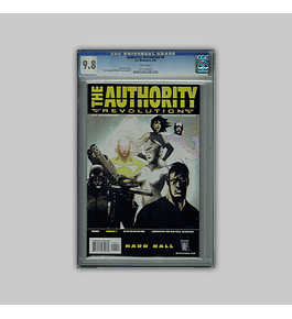 Authority: Revolution 4 CGC 9.8 2005