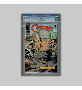 Concrete: Killer Smile 2 CGC 9.8 1994