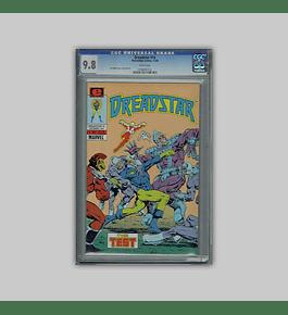 Dreadstar 16 CGC 9.8 1984