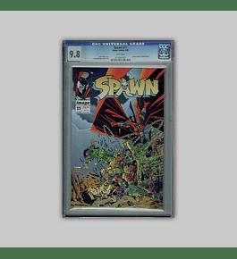 Spawn 11 CGC 9.8 1993