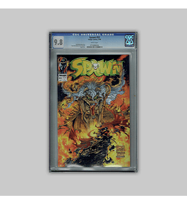 Spawn 53 CGC 9.8 1996