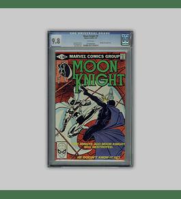 Moon Knight 9 CGC 9.8 1981