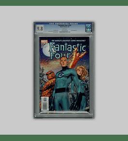 Fantastic Four 525 CGC 9.8 2005