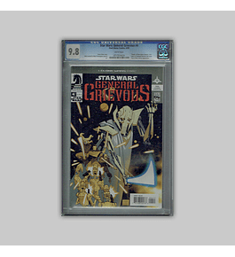 Star Wars: General Grievous  4 CGC 9.8 2005