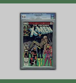 Uncanny X-Men 167 CGC 9.8 1983