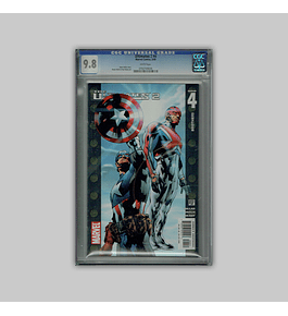 Ultimates 2 4 CGC 9.8 2005