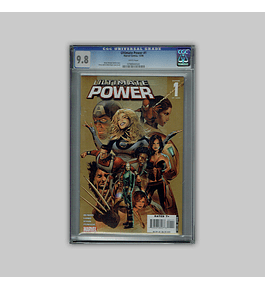 Ultimate Power 1 CGC 9.8 2006
