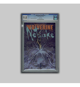 Wolverine: Netsuke 2 CGC 9.8 2002