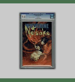 Wolverine: Netsuke 3 CGC 9.8 2002