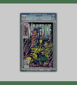 Wolverine 63 CGC 9.8 1992