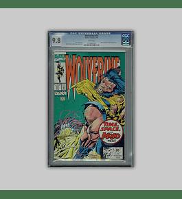 Wolverine 53 CGC 9.8 1992