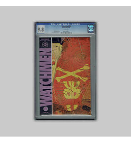 Watchmen 5 CGC 9.8 1987