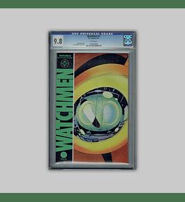 Watchmen 7 CGC 9.8 1987