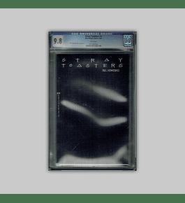 Stray Toasters 4 CGC 9.8 1988