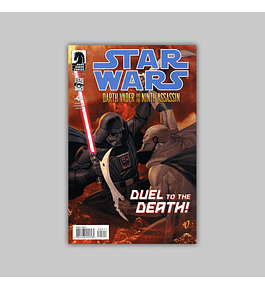 Star Wars: Darth Vader and the Ninth Assassin 5 2013