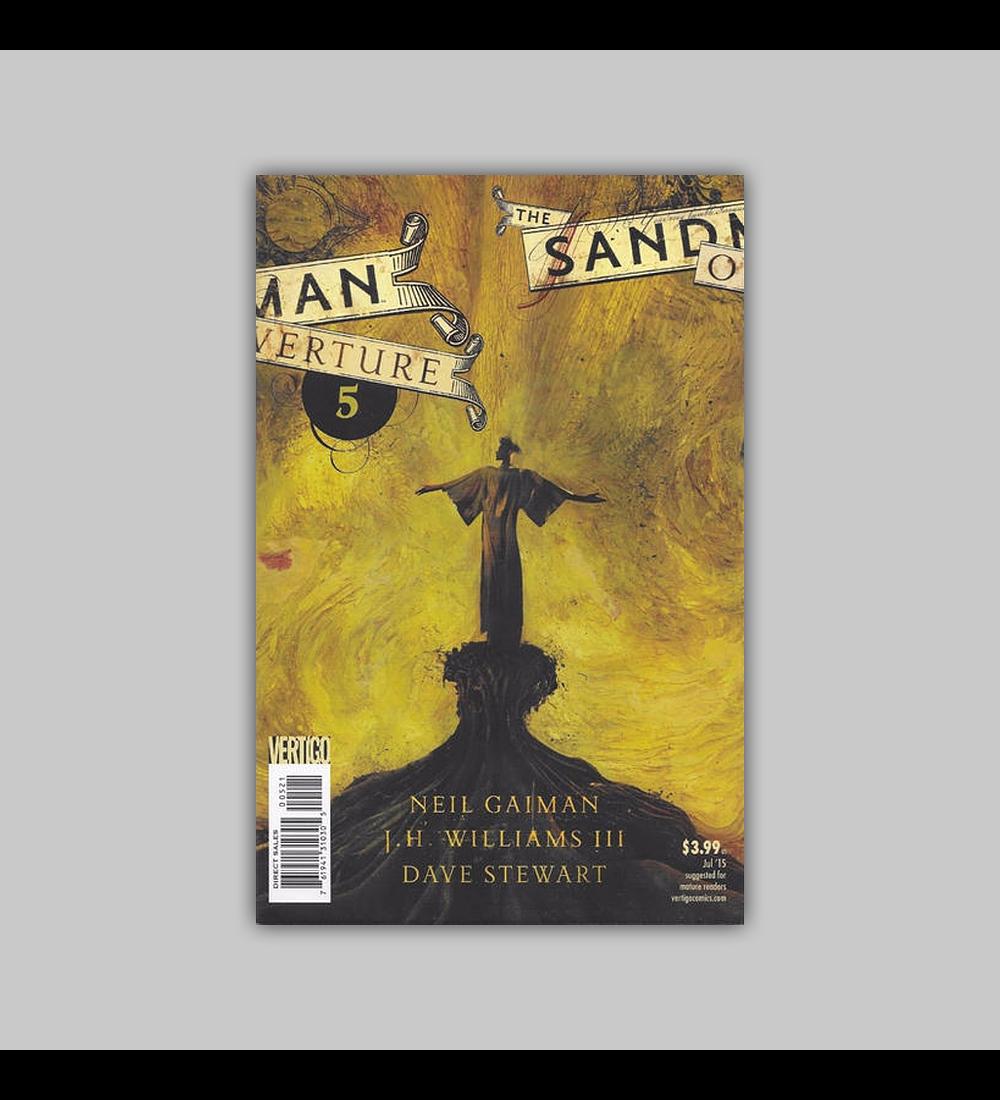 Sandman: Overture 5 B 2015
