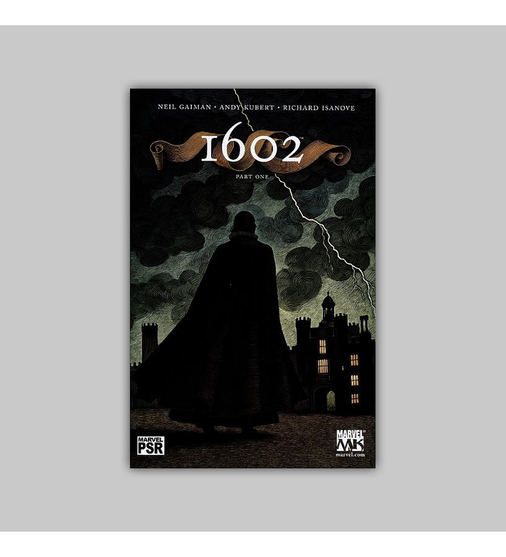 Marvel: 1602 1 2003